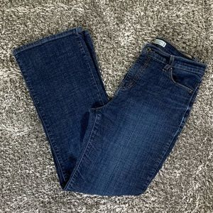 Levi's Perfectly Slimming Boot Cut Jeans